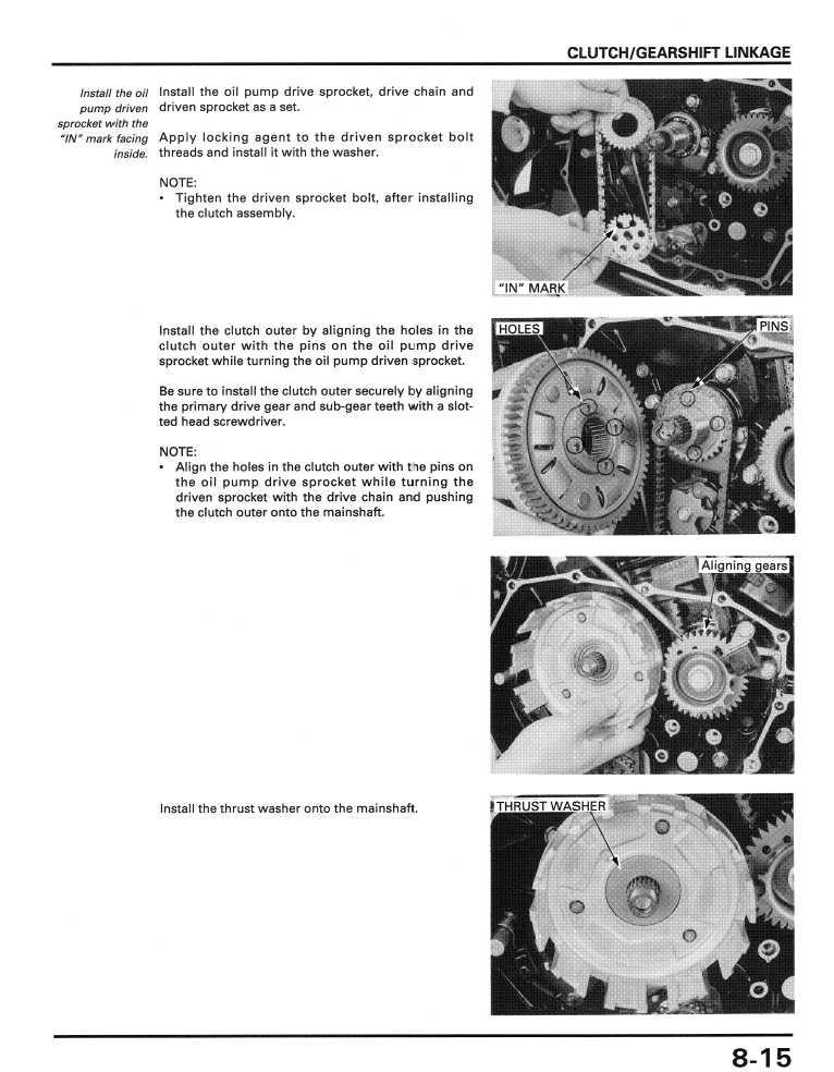 Gcv160 Honda Engine shop manual