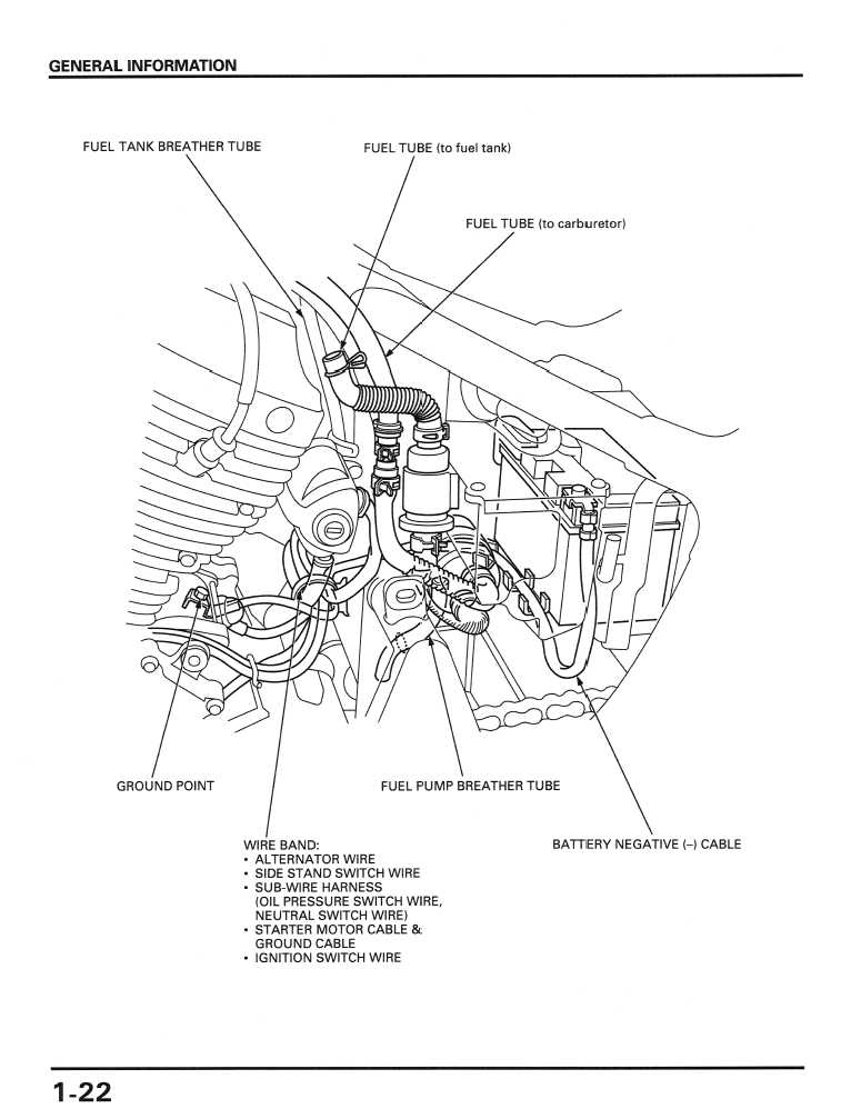 Honda Vt750dc Shop Manual